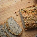 Glutenfreies Quinoa Sauerteigbrot